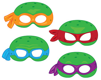 Mask clipart ninja Hero Clipart super%20hero%20mask%20template Template Free