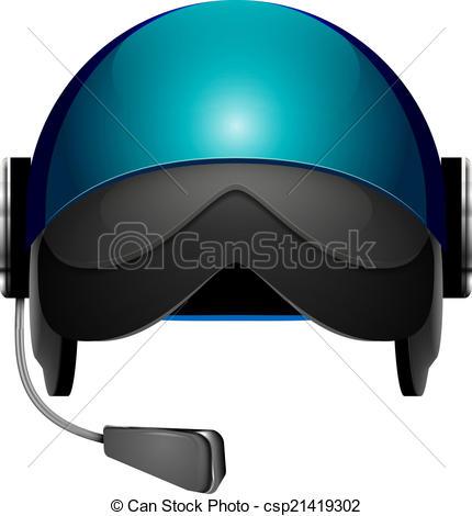 Mask clipart pilot Vector helmet Pilot Military helmet