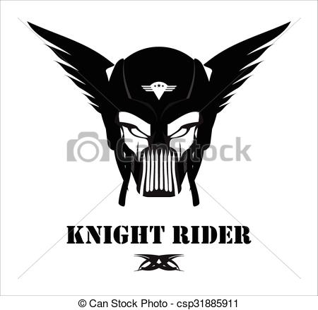 Mask clipart pilot Black Mask Vector Rider Clip
