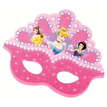 Mask clipart princess  Mask Free Pretty Printable