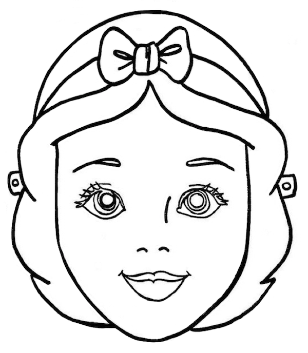 Mask clipart princess Masks Printable  Pinterest mascaras