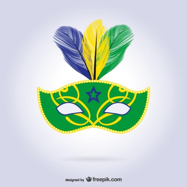 Carneval clipart brazil carnival Mask  mask Carnival Rio