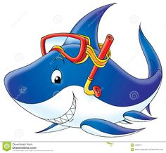 Mask clipart shark Pin Shark the Images Cartoon