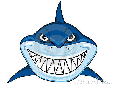 Mask clipart shark Clipart Cartoon shark%20cartoon Free Panda