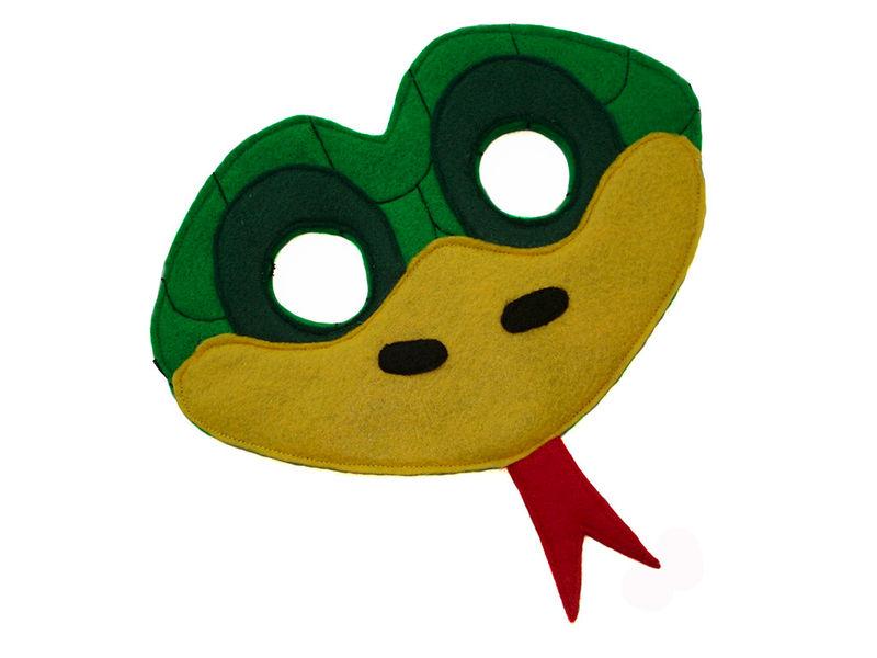 Mask clipart snake Mask product Felt Children's of