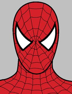 Mask clipart spiderman mask Man bags Mask for Spiderman