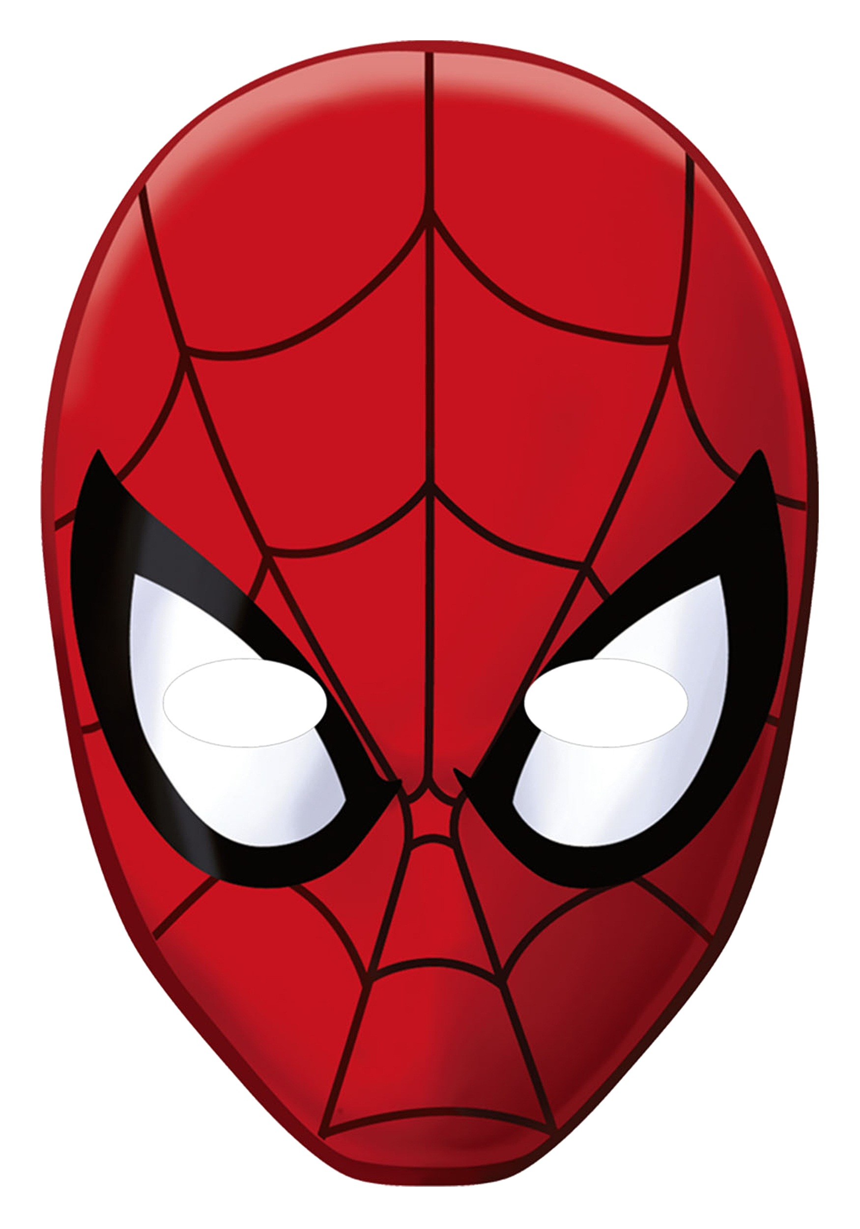 Mask clipart spiderman mask Download Coloring Clip Face Art