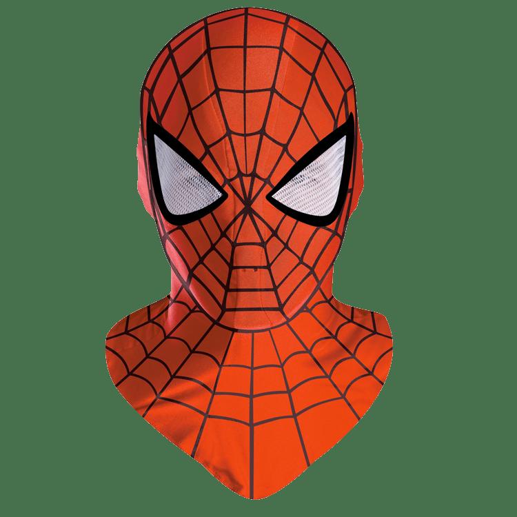 Mask clipart spiderman mask Mask masks StickPNG · Spiderman