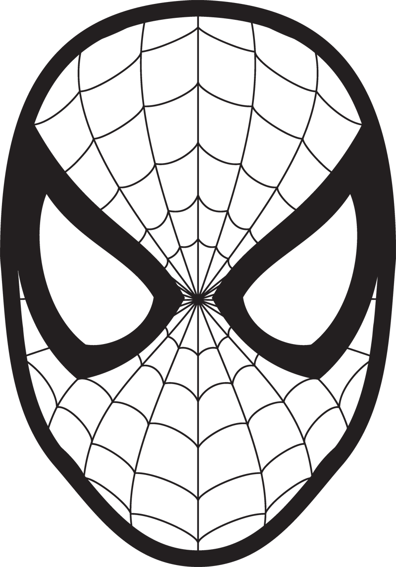 Spiderman clipart simple Spiderman Clipart Spiderman  Spiderman