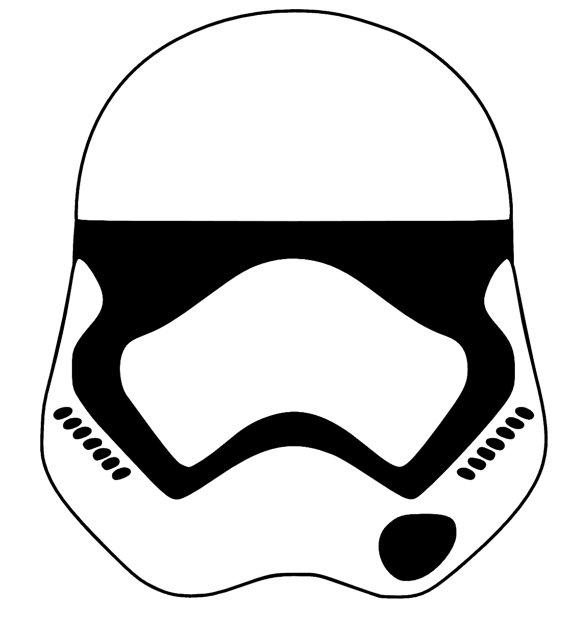 Star Wars clipart helmet Wall Vinyl Items similar to