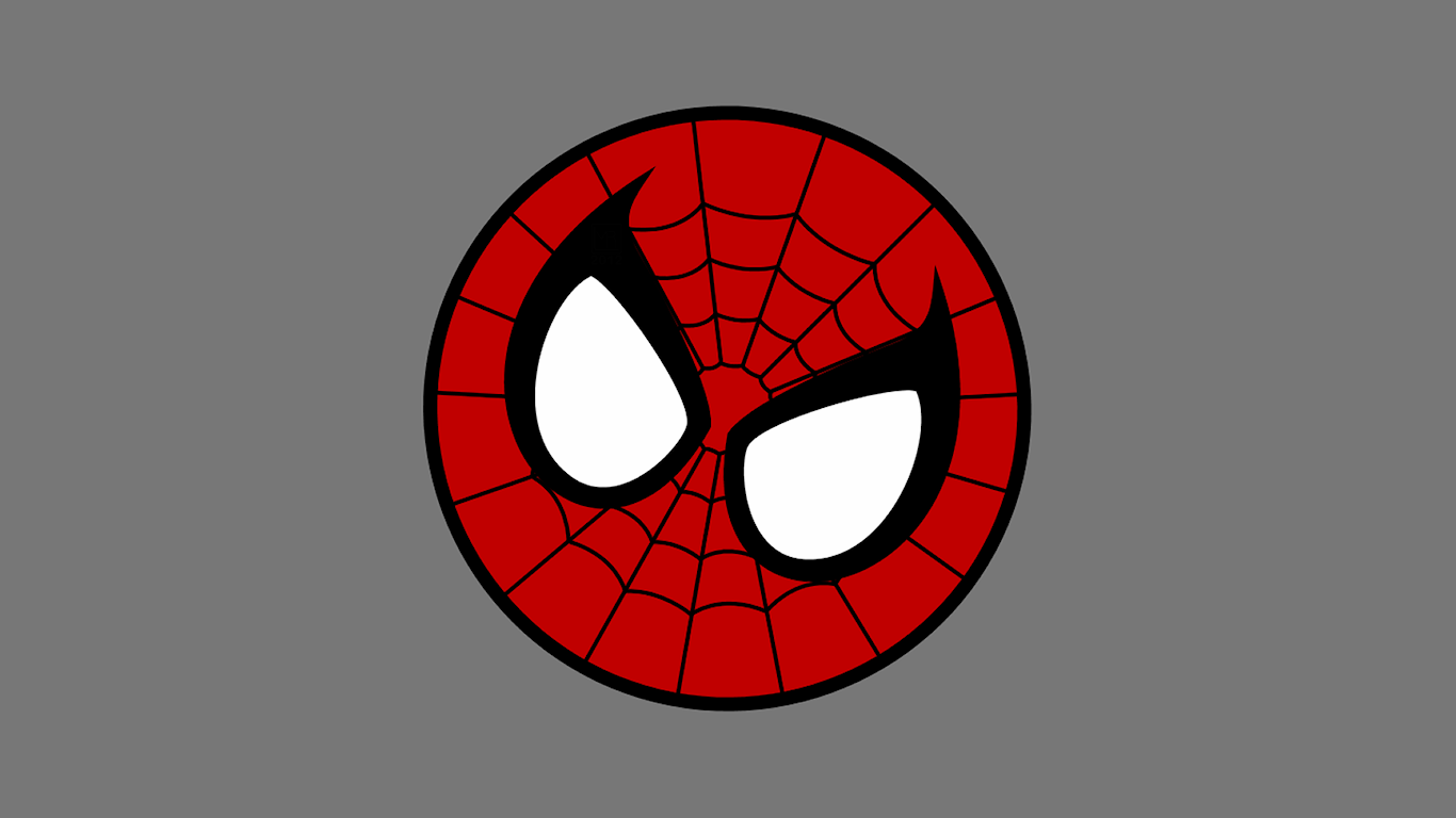 Mask clipart symbol Spiderman library: Free Symbol Like