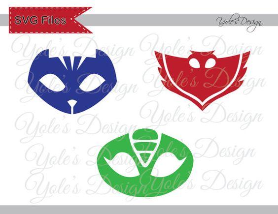 Mask clipart symbol Masks Masks Catboy clipart Pj