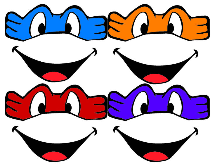Mask clipart teenage mutant ninja turtle For for Pinterest Search Search