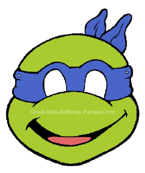 Mask clipart teenage mutant ninja turtle Printable Turtles Free Kids Teenage