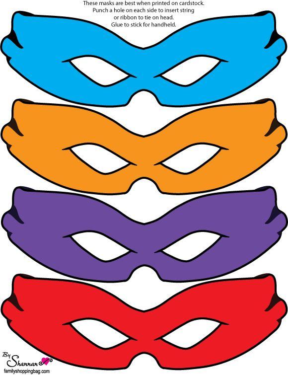 Mask clipart teenage mutant ninja turtle Familyshoppingbag MaskNinja 25+ tartaruga ideas
