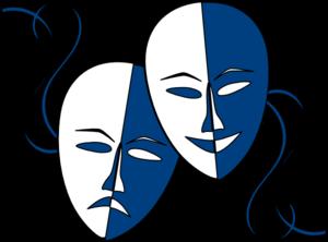 Theatre clipart theater Clip Theatre vector com clip