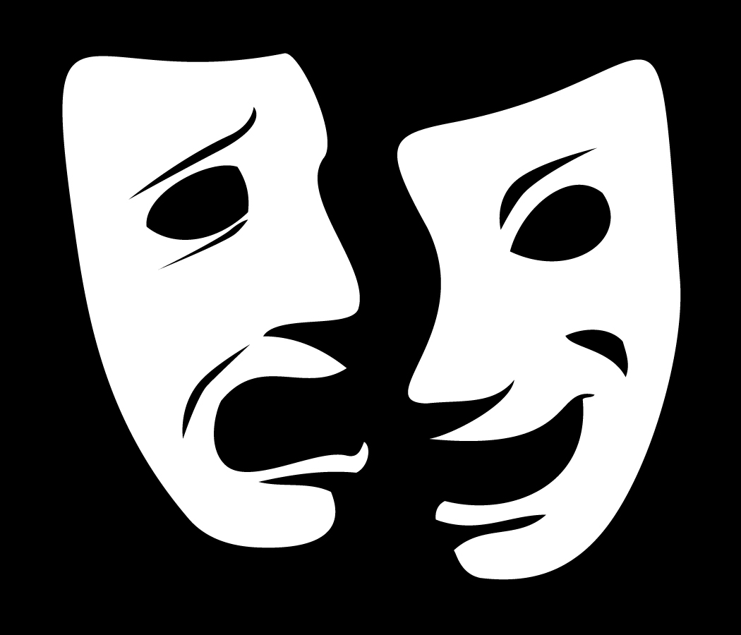 Mask clipart thespian Png Clip Masks Theater images