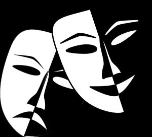 Mask clipart thespian Hi masks School Club Helena