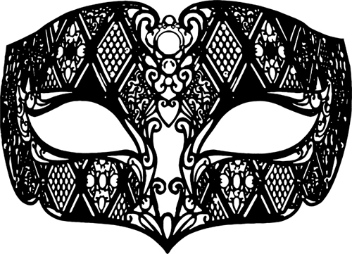 Mask clipart transparent background Silhouette clip mask  png