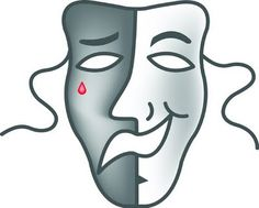 Mask clipart two face Majoring That's I In And