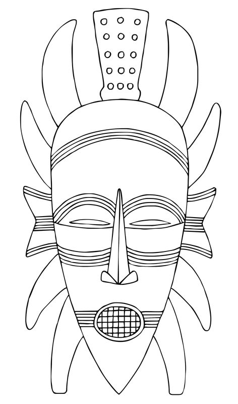 Drawn masks For http://www Google Result artyfactory