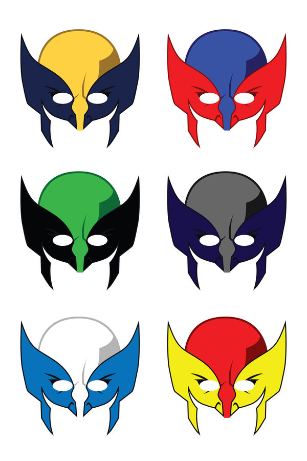 Wolverine clipart mask By Mask Wolverine Mask Wolverine