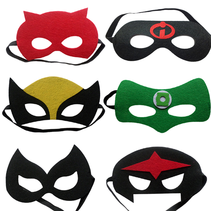 Wolverine clipart mask Green Gift Birthday Costume China