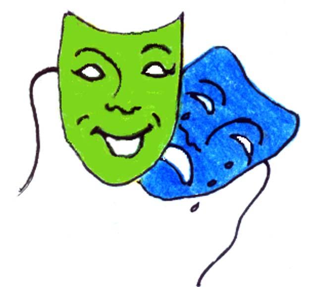 Theatre clipart kid drama Theatre Clip Free Theater Clipart