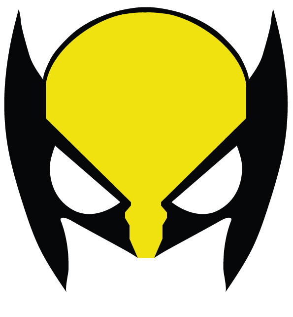 Wolverine clipart mask Pinterest Behance masks Searches on