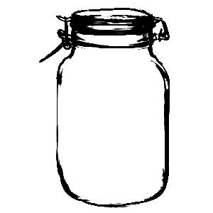 Mason Jar clipart Art Clip sweetly Art com
