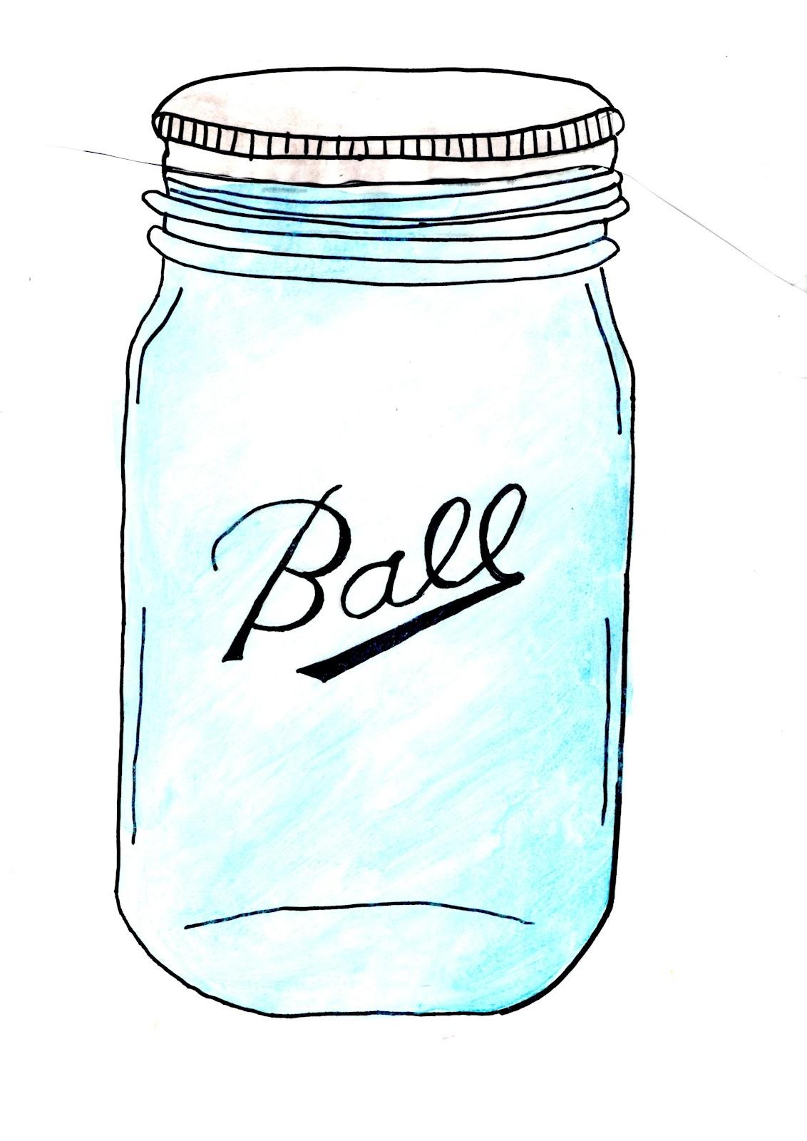 Jam clipart jar lid Free art jar art Clip