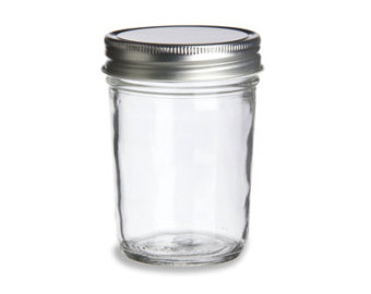 Mason Jar clipart clear Mason Lid jars No w/
