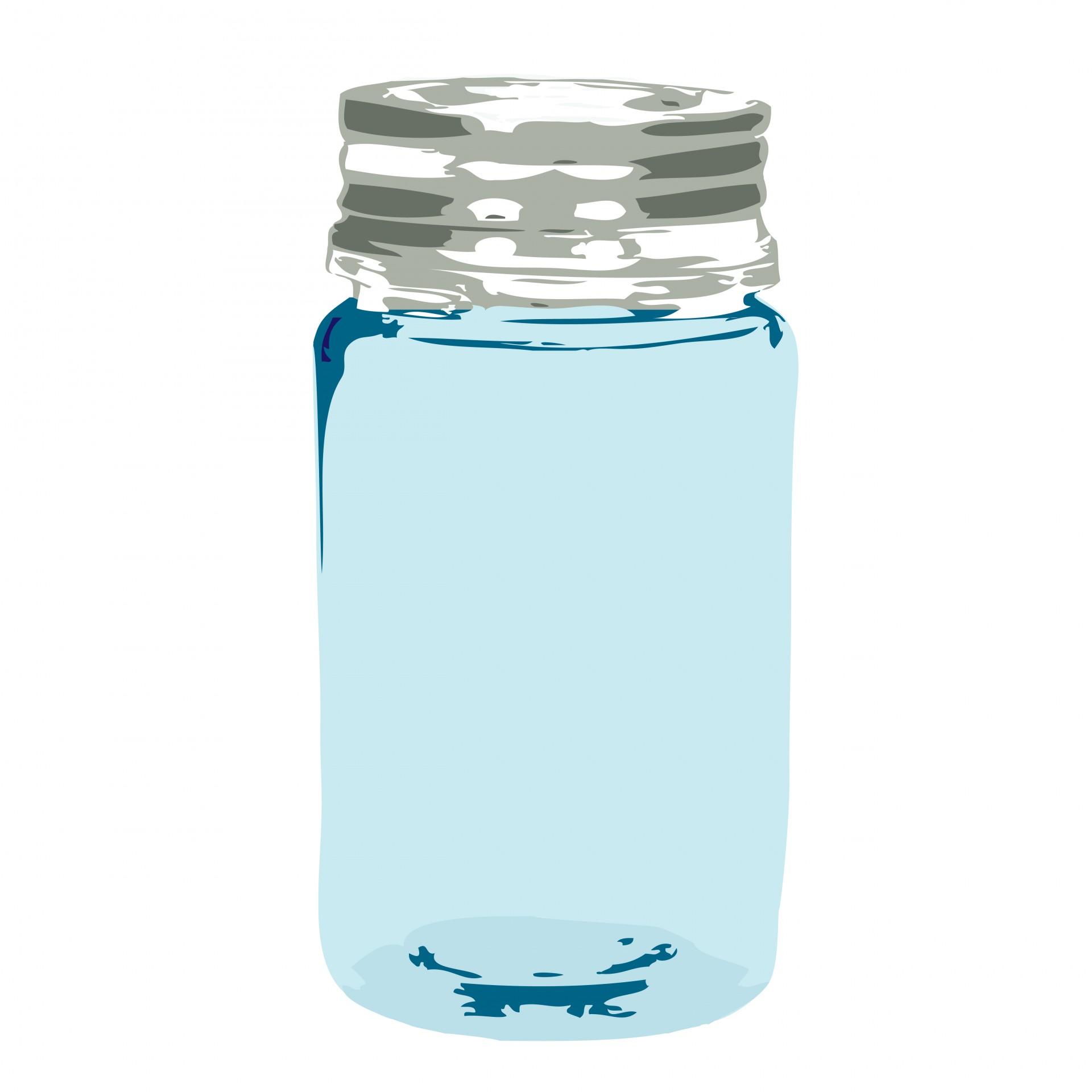 Mason Jar clipart glass jar  Jar Pictures Blue Images