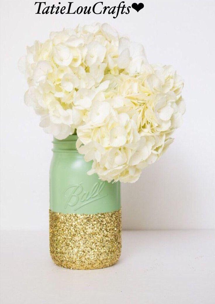 Mason Jar clipart mint green Blueberry Best jars ideas 20+