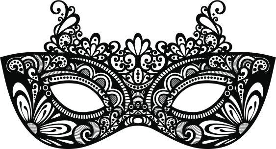 Masquerade clipart Cliparts Masquerade Mask Black Clipart