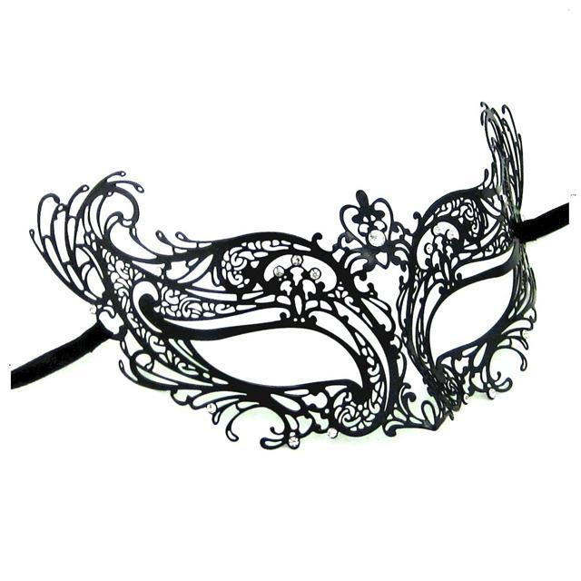 Masquerade clipart Clip And White Art Black