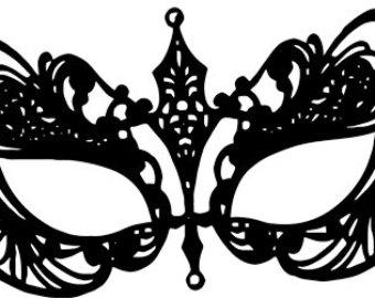 Masquerade clipart Mask digi mask mardi png