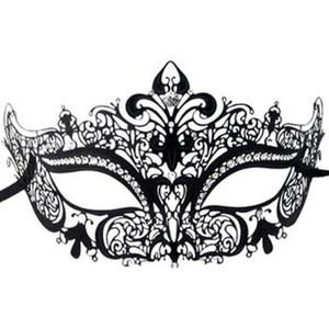 White clipart masquerade mask Polyvore Metal Masks White Rhinestone