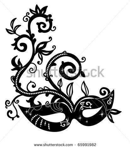 Drawn masks fancy mask Clipart tattoo tattoo Mask masks