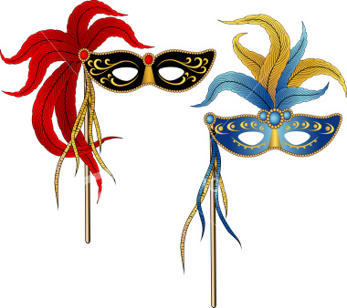 Mask clipart party 29 Ballroom  Oct Ball