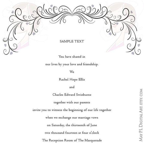Bride clipart engagement party Clipart Wedding Elegant Clipart Clip