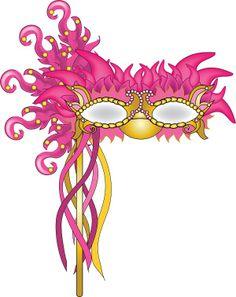 Masquerade clipart masquerade ball mask Gras Conference free masks clip