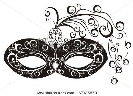 Masquerade clipart masquerade party Theme Masquerade 105 best on