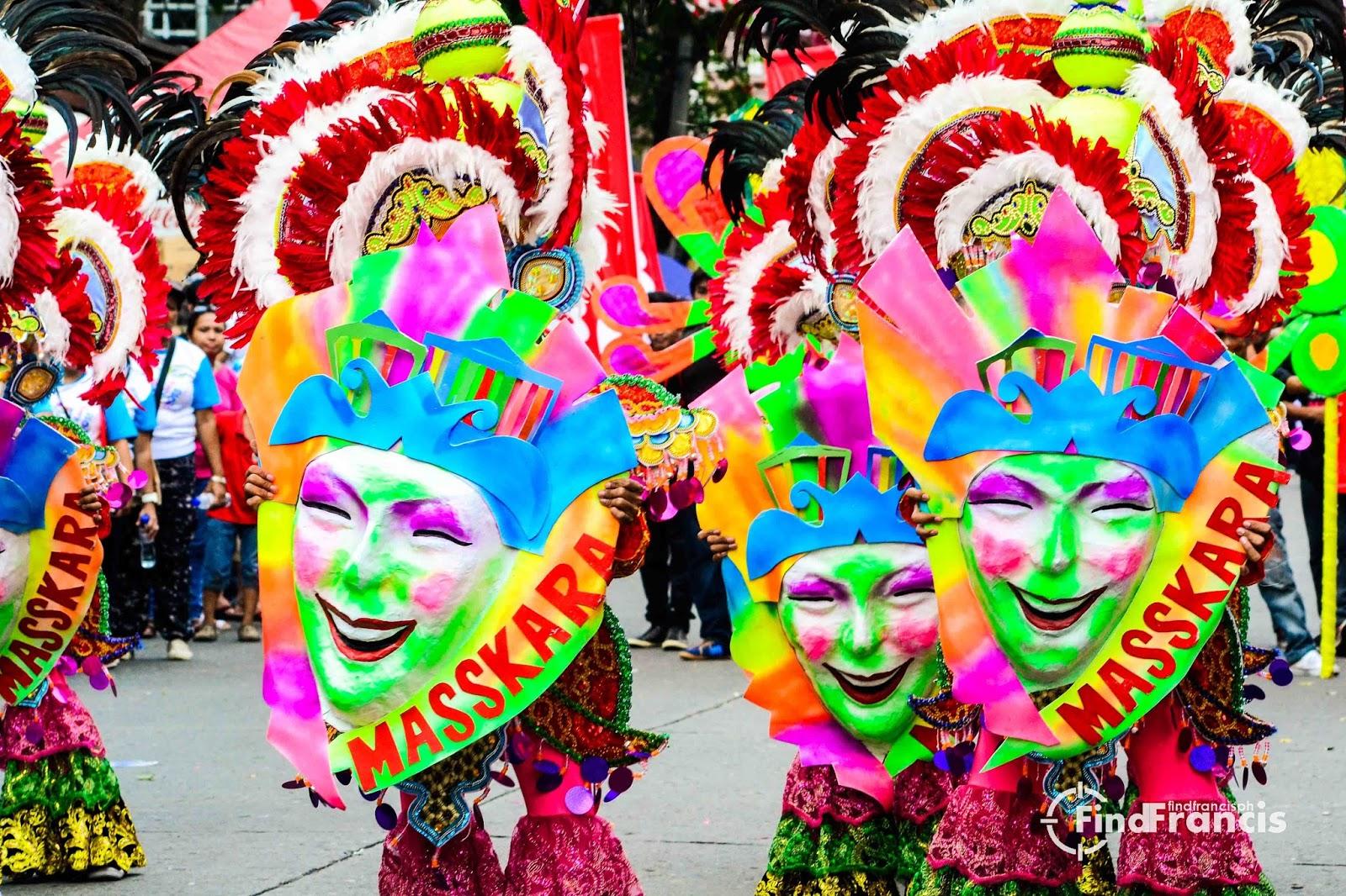 Masquerade clipart masskara festival Is MassKara just it party