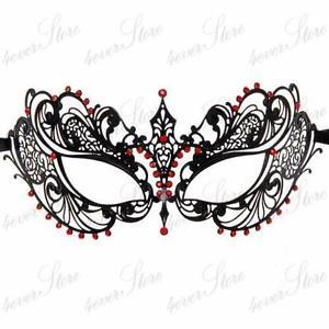 Masquerade clipart prom EBay Mask Black Red Masquerade
