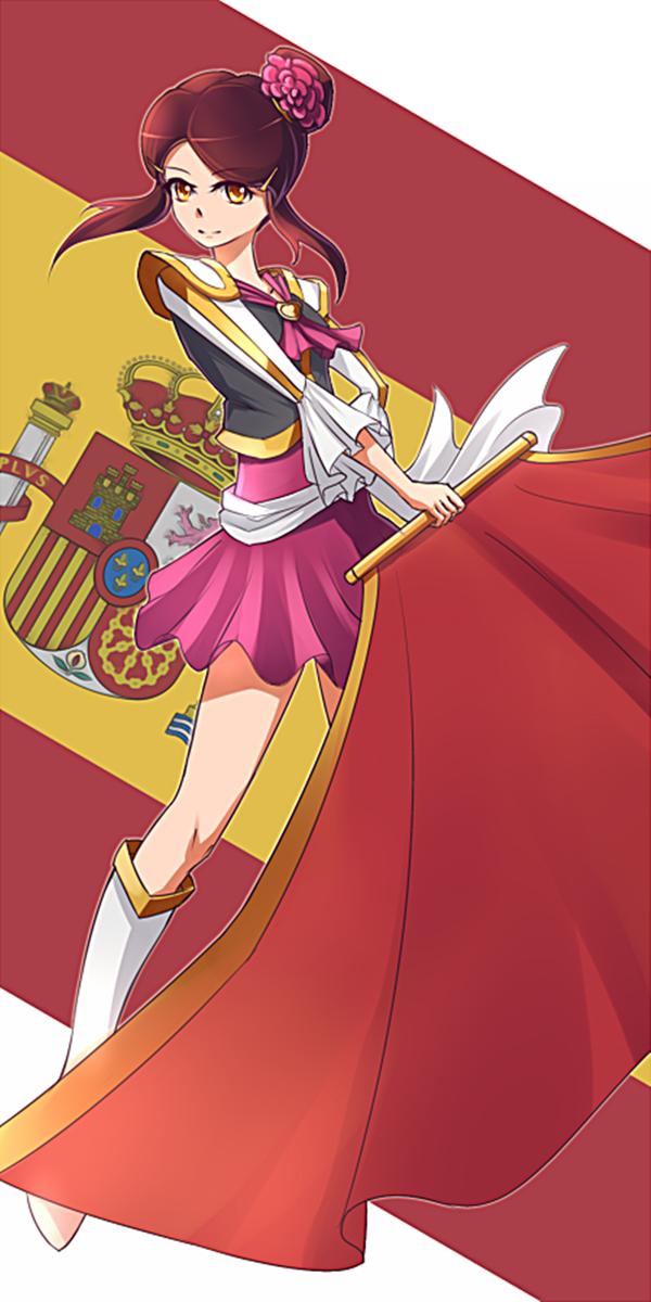 Matador clipart spain Española  Twitter: Twitter: Cure