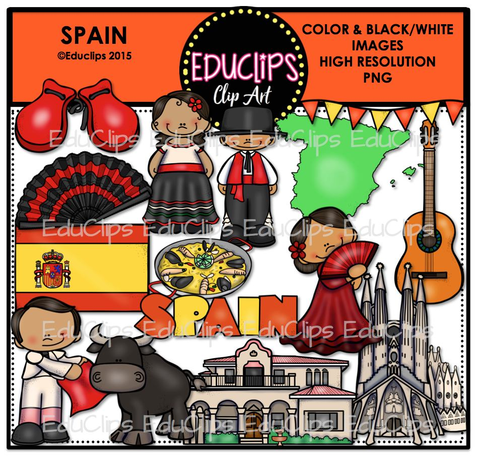 Paella clipart sagrada familia Educlips Welcome to Art loading