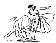 Matador clipart spanish bull And ferdinand Matador Bull Spanish