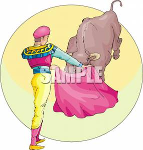 Matador clipart teacher #14