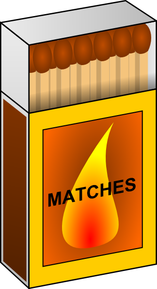Matches clipart As: Match Download vector clip
